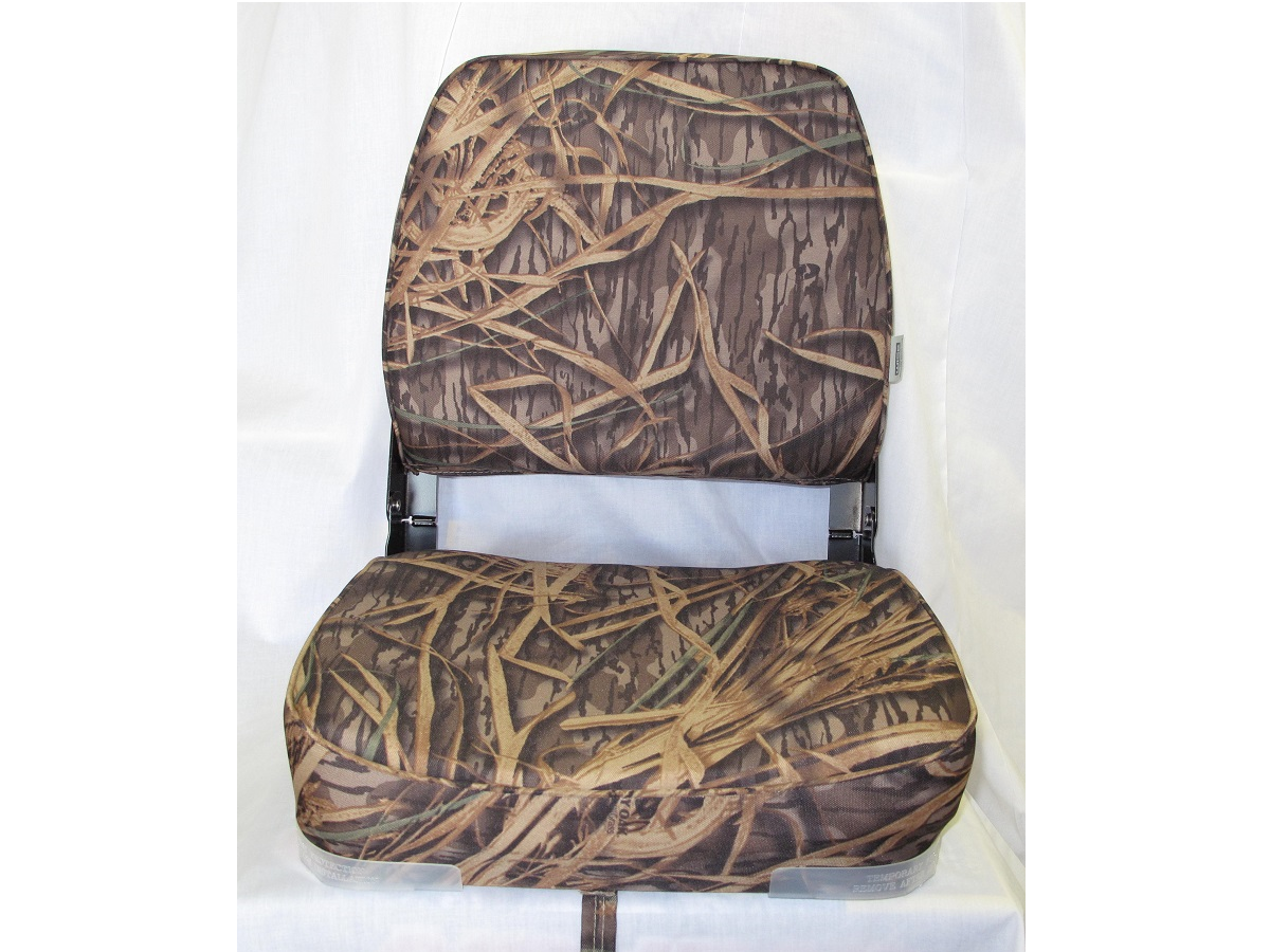 Camo Seat Boater S Choice Canada S Best Fish Ski