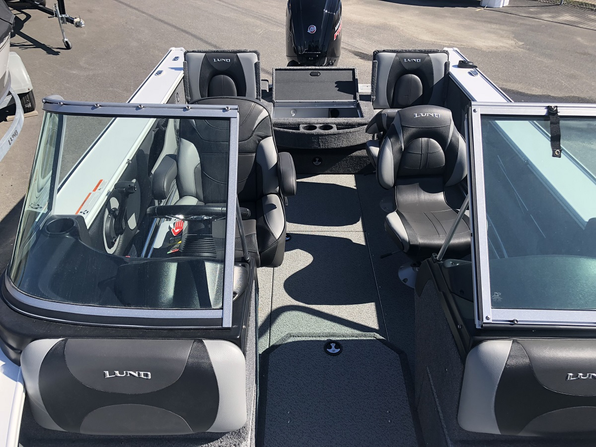 Lund Fish Sky Boat 1775 Crossover 2018 Model 41990