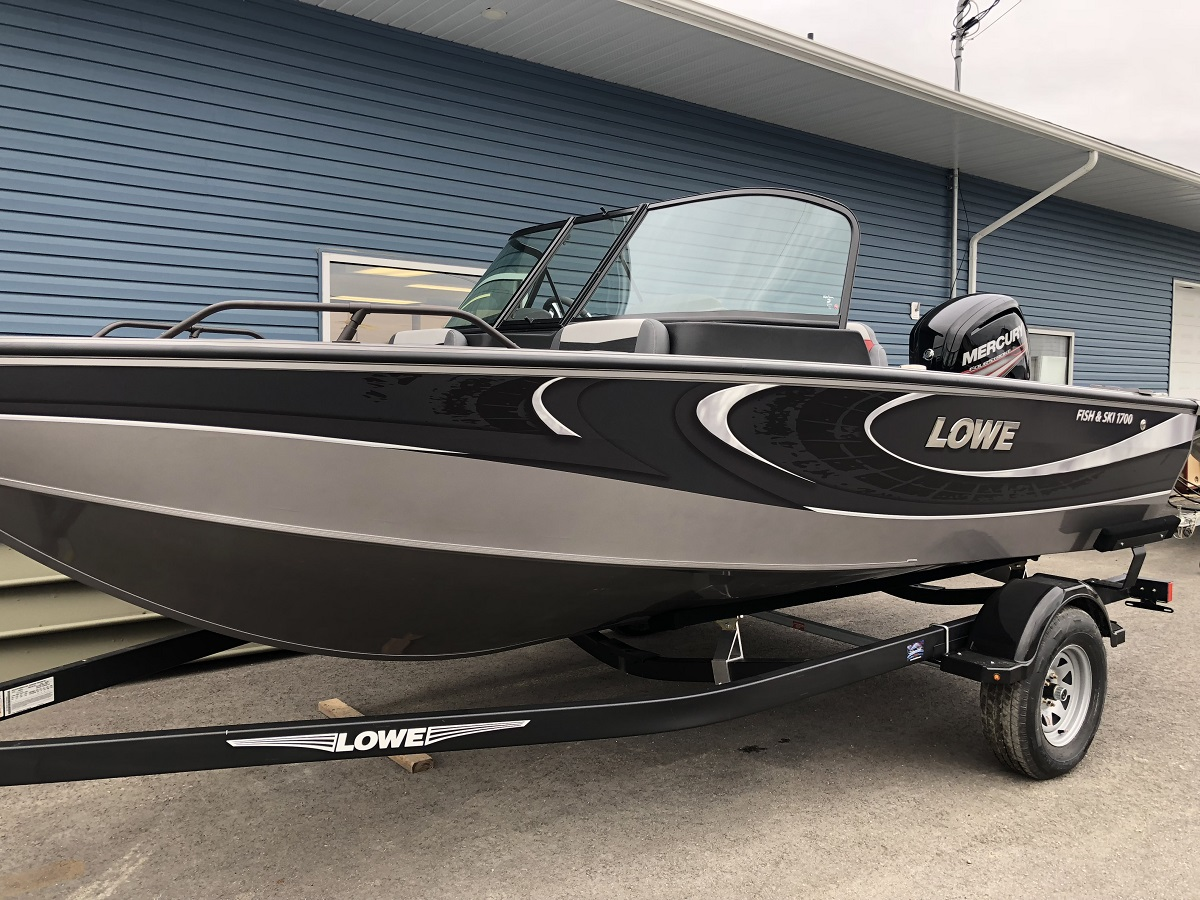 Best Lowe Fishing Boats Sudbury 2018 Model 30387b Wgalcv