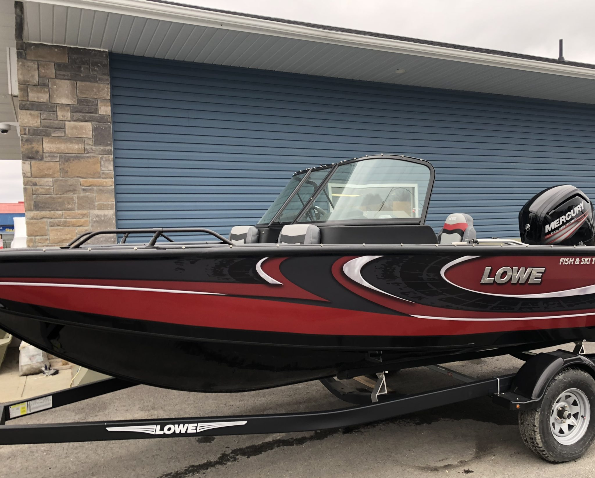 Best Fish And Ski Boats >> 2019 Fs 1700 115hp Boater S Choice Canada S Best Fish Ski